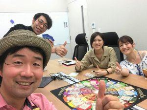 ゲームで学ぶキャリコン勉強会 ~アチーバス×キャリコンサロン~